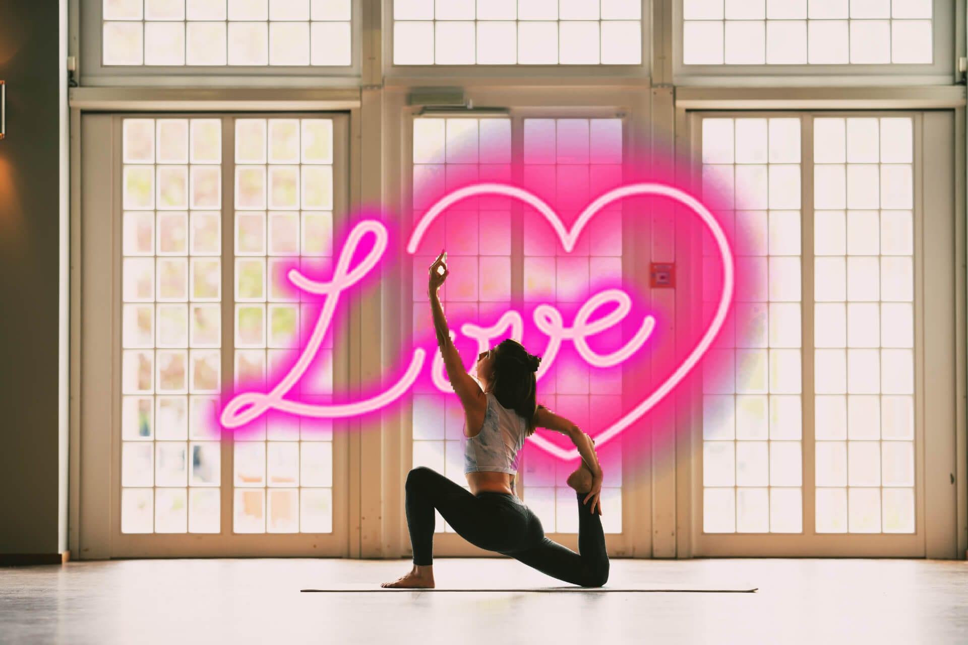 meike Spitko Yoga Love