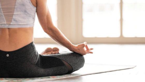 Meike Spitko Yoga Entspannung