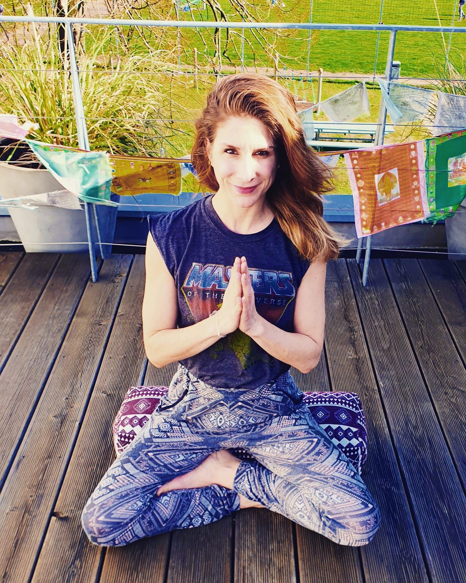 Meike Spitko Yoga Namaste