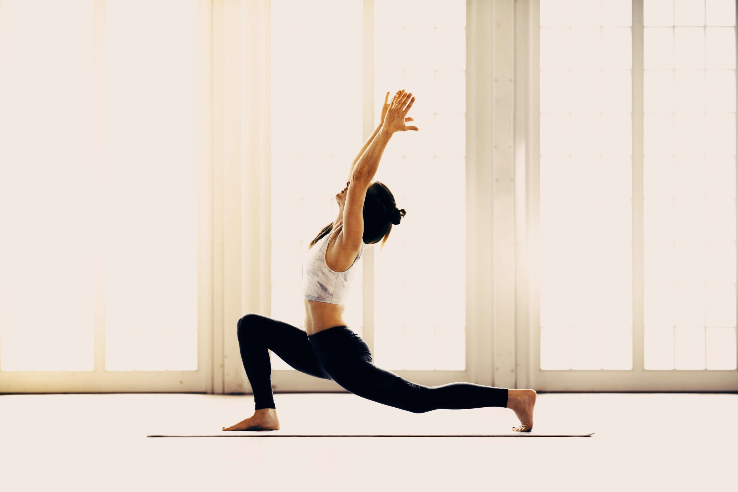 Meike Spitko Yoga Krieger